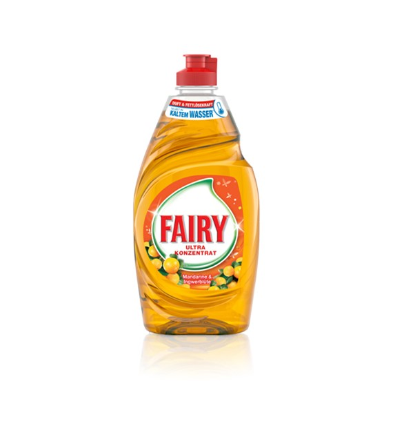 Fairy Mandarine Pł do Naczyń 450ml