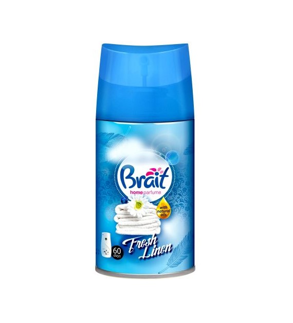 Brait Refill Spray Fresh Linen 250ml