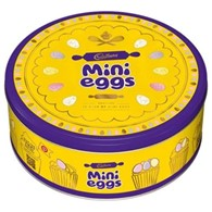 Cadbury Mini Eggs Puszka 319g