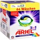 Ariel 3in1 Pods Color Caps 64p 1.7kg