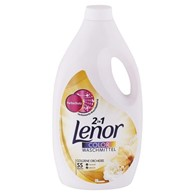 Lenor 2in1 Color Goldene Orchidee Gel 55p 3L