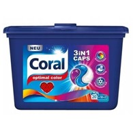 Coral 3in1 Caps Optimal Color 20p 540g